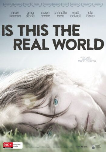 Is This The Real World  - DVD - NEW Region 4