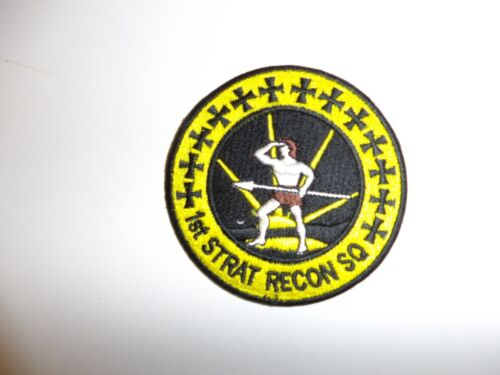 e1825 US Air Force 1st Strat Strategic Recon Sq Squadron IR16CDReproductions - 156447