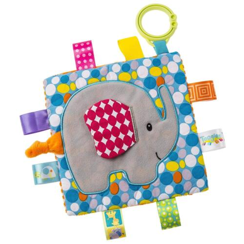 Taggies Crinkle Me Elephant Activity Baby Toy by Mary Meyer