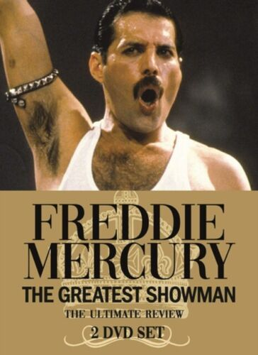 Freddie Mercury: The Greatest Showman The Ultimate Review DVD R4 New
