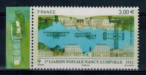 timbre France P.A n° 75a neuf** luxe année 2012