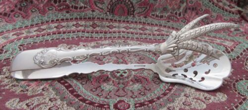 "Strasbourg Gorham Sterling Ice Tongs 6 1/4"" OLD! MINT!"
