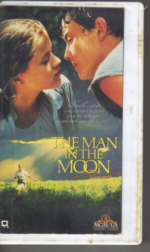 1991 VHS - the Man in the Moon Reese Witherspoon Sam Waterston PC
