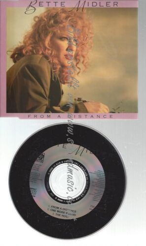 CD--BETTE MIDLER--    FROM A DISTANCE