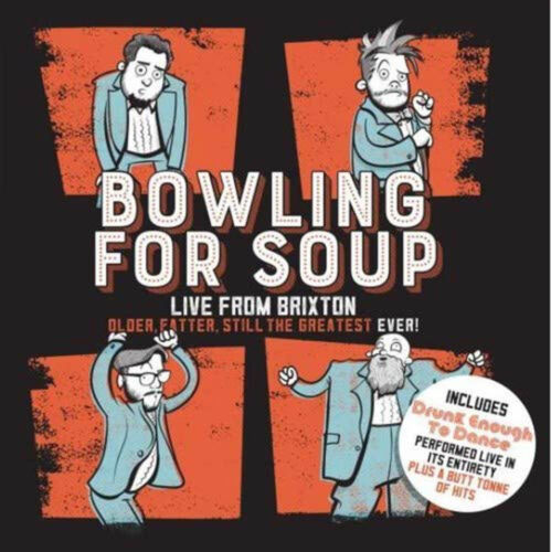 Bowling For Soup Older Fatter Still The Greatest DVD Brand New Pre Order 07/12