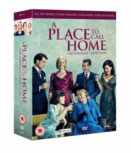 A Place to Call Home: Season Series 1, 2, 3, 4, 5 & 6 DVD Box Set R4 IN STOCK