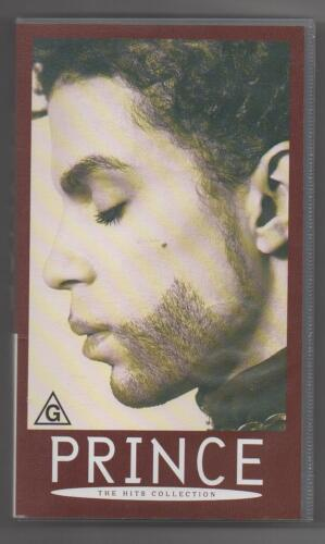 PRINCE ~ THE HITS COLLECTION ~ RARE VHS PAL VIDEO CLASSIC