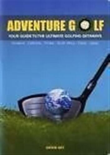 ADVENTURE GOLF: Guide To Golfing Getaways: 2DVD NEW