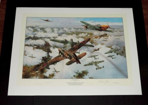 Robert Taylor - The Greatest Day - Collectible Aviation Fine Art Print Print