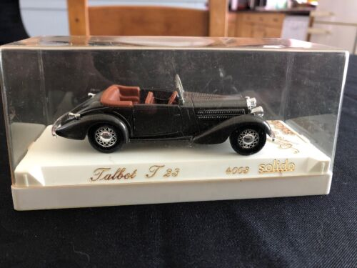 Voiture Collection Lot  Solido 1/43 Age d