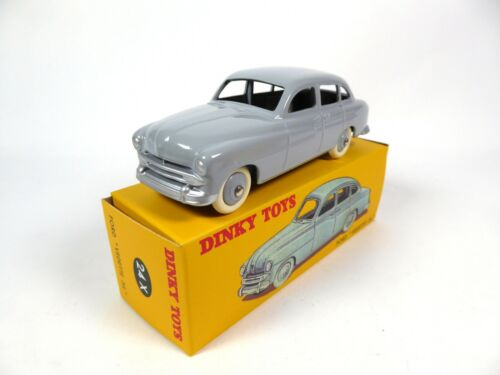 Ford Vedette 54 grise - 1/43 DINKY TOYS Voiture miniature 24X (MB102)