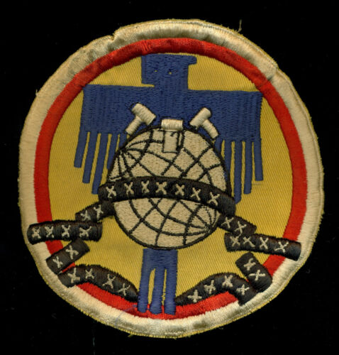 USAF 19th Tactical Recon Night Photographic Squadron Patch S-24Marine Corps - 66531