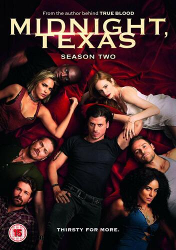 Midnight Texas Season Series 2 DVD R4 New & sealed