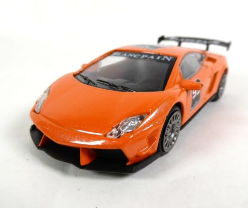 Lamborghini LP 560-4 Super Trofeo 1/43 Mondo Motors Racing Voiture miniature