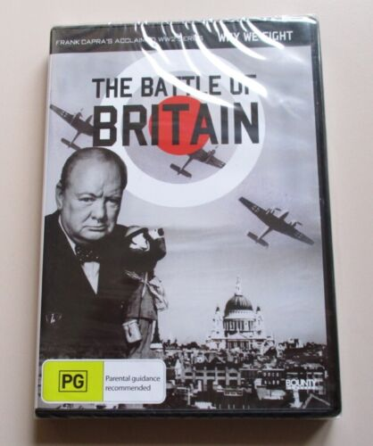 DVD - The Battle of Britain - New & Sealed - REDUCED!!