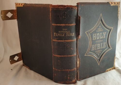 JOHN EADIE THE HOLY BIBLE WITH THE COMMENTARIES OF SCOTT BIBBIA DORE PLANCHES