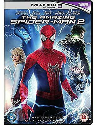 The Amazing Spider-Man 2 [DVD] [2014], , Used; Very Good DVD