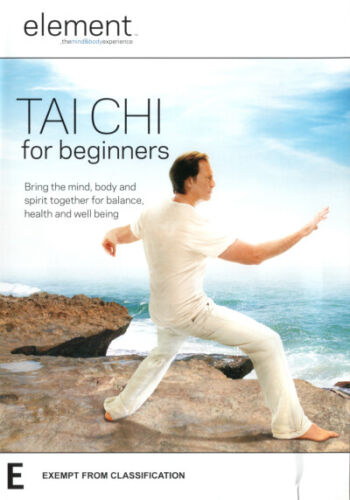 Element Tai Chi for Beginners DVD (Region 4 DVD)