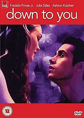 Down To You [DVD], , Used; Very Good DVD