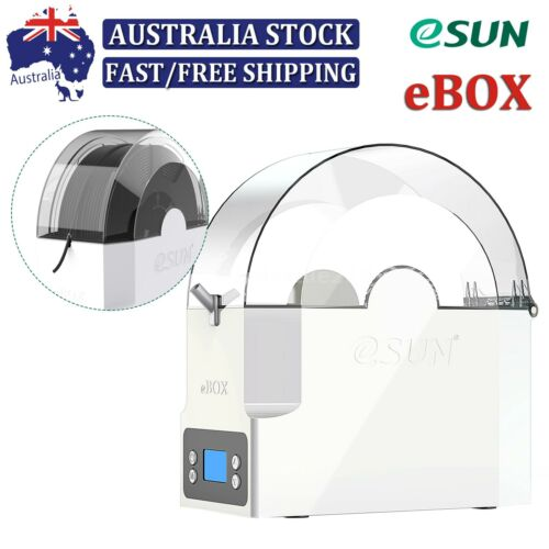 3D Printing Filament Box With Special Tank For Dryer Bag And Anti-Slip Pad AU