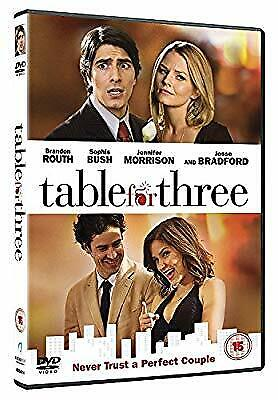 Table For Three [DVD] [2008], , Used; Very Good DVD