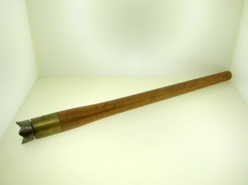 """16/17th CROSSBOW BOLT - RARE - HAND FORGED - 13 7/16"""" LONG - BEST OFFEROriginal Period Items - 1552"""