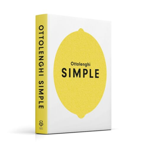 BRAND NEW SIMPLE By Yotam Ottolenghi Hardcover Book Recipes Cookbook Cook Recipe