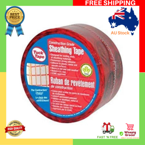 Strong Durable Tuck Tape Construction Grade Sheathing Tape Seal Joints Materials