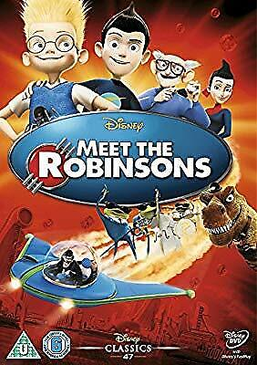 Meet The Robinsons [DVD], , Used; Good DVD
