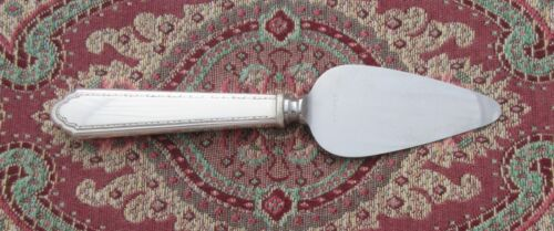 """William & Mary Lunt Cheese Server 6 3/8"""" No MONO! Mint!"""