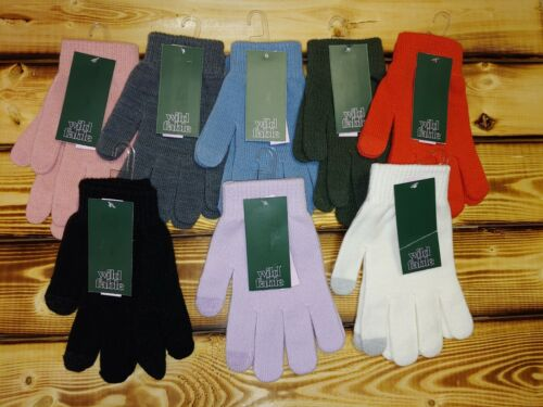 NWT Wild Fable Touchscreen Compatible Cotton Winter Gloves BOGOHO