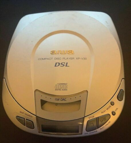 Aiwa Personal CD Player XP-V30 DSL