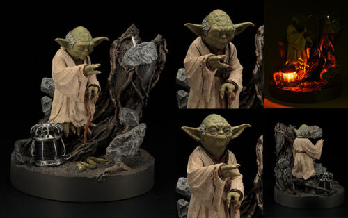 Star Wars - The Empires Strikes Back - Yoda ArtFX Statue