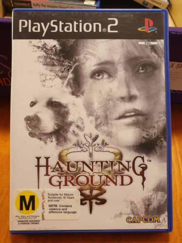 Ps2 Game Haunting Ground