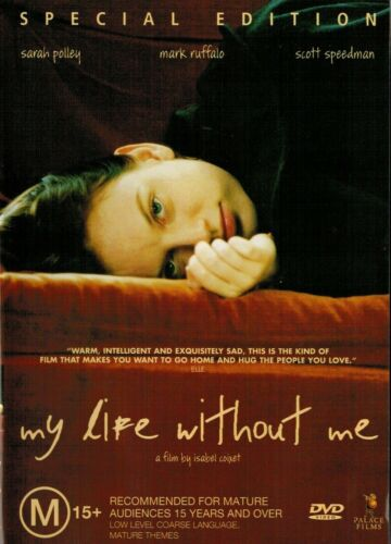 NEW My Life Without Me DVD 2008 Sarah Polley Sealed Special Edition Mark Ruffalo