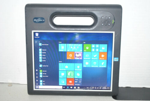 Motion Computing CFT-003 i5-3337u 1.80GHz 4GB RAM windows 8 pro as-is /WORKS
