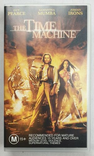 The Time Machine - VHS
