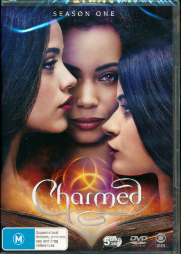 Charmed First Season One DVD NEW region 4