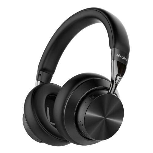 Mixcder E10 Wireless Active Noise Cancelling Headphones Bluetooth 5.0 Foldable O <br/> Fast & Free Shipping  Express Available AU Stock