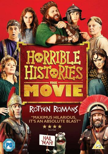 Horrible Histories the Movie - Rotten Romans DVD New