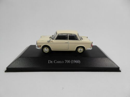 De Carlo 700 (BMW 700) 1960 1/43 Voiture Miniature Salvat Diecast Model Car AR34