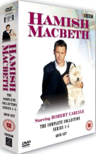 Hamish Macbeth The Complete Series 1, 2 & 3 DVD R4 New Sealed