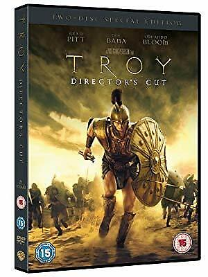 Troy (2-Disc Special Edition - Directors Cut) [DVD] [2004], , Used; Acceptable D