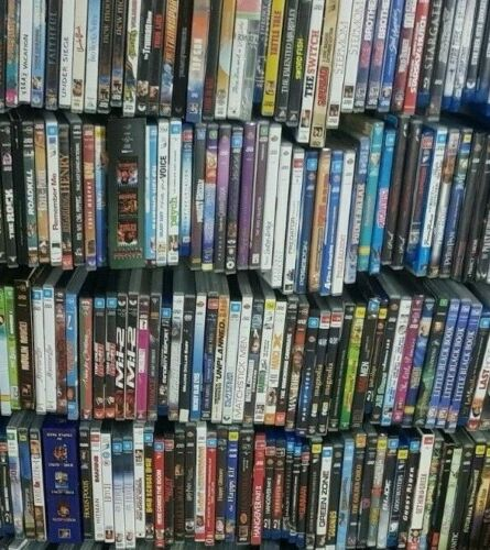 Variety Of DVD's Available Wide Range #4 Movies TV Series Seasons Blu-Ray Disc