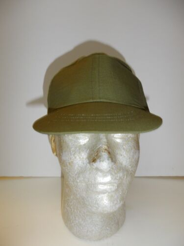 b8001-60 US Army Vietnam style baseball cap size 7 1/2 OD 1980's made W8DReproductions - 156445