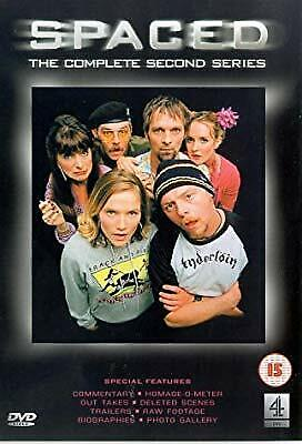 Spaced: Complete Series 2 [DVD], , Used; Very Good DVD