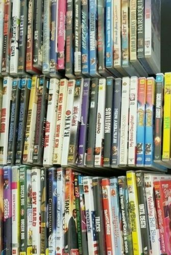 Various DVD's Choose Your Movie Assorted Titles Used 2nd Hand Alphabetical #4