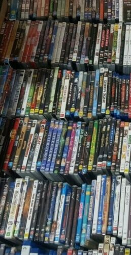 Variety Of DVD's Available Wide Range #4 Movies TV Series Seasons Disc Westerns