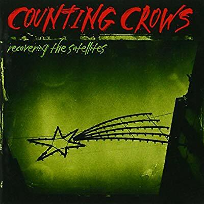 Recovering The Satellites, Counting Crows, Used; Good CD