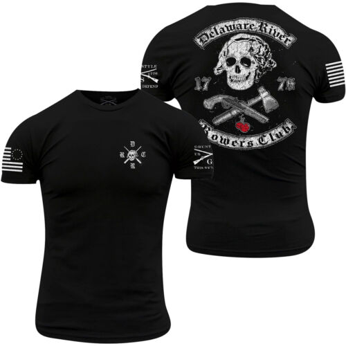 Grunt Style DRRC T-Shirt - Black <br/> Exclusive Seller of Grunt Style on eBay